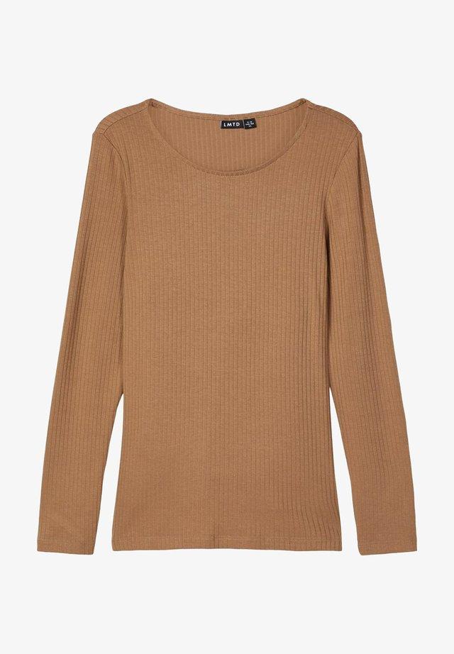 Pitkähihainen paita - thrush