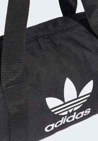 adidas Originals - ADICOLOR SHOULDER BAG - Holdall - black - 4