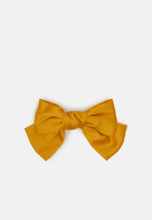 PCCUTIE OVERSIZED BOW  - Hair Styling Accessory - orange ochre