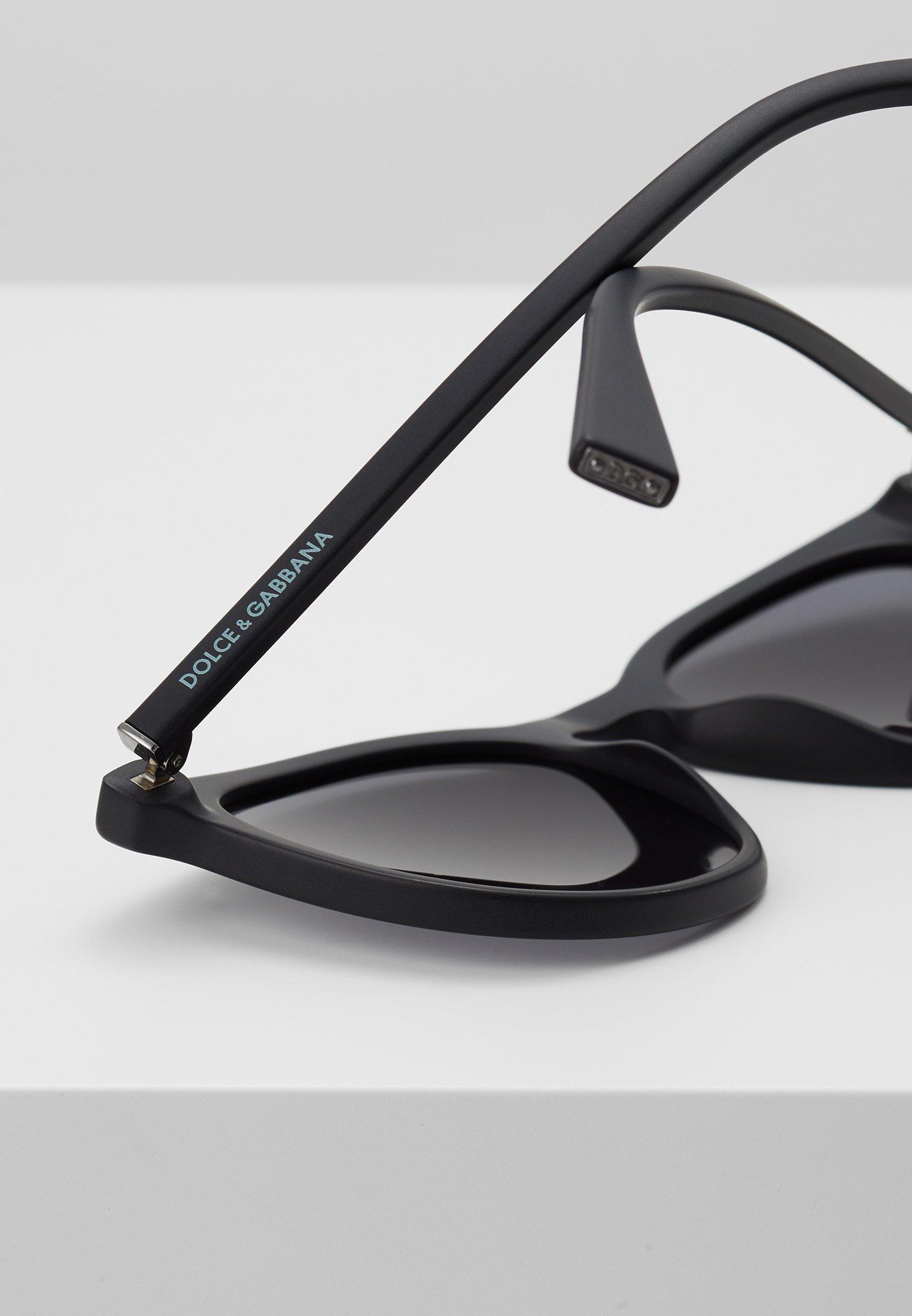 DolceGabbana Sonnenbrille - matte black/schwarz - Herrenaccessoires sEvBI