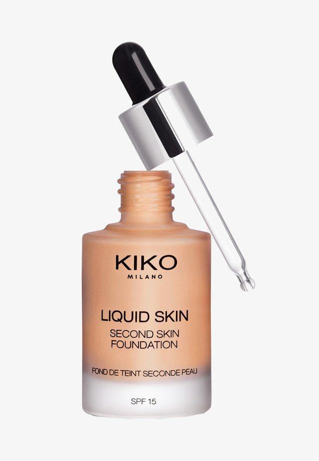 LIQUID SKIN SECOND SKIN FOUNDATION - Foundation - 70 warm beige