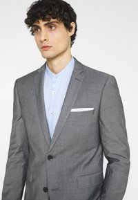 Esprit Collection - BIRDSEYE - Kostym - grey - 5