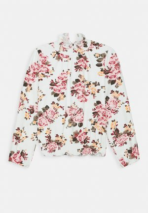 GIRLS CARMEN  - Long sleeved top - multi-coloured