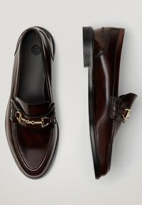 Massimo Dutti - Instappers - bordeaux - 1