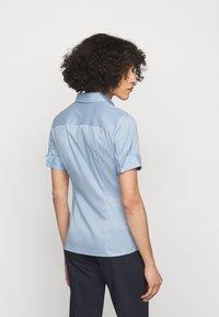 HUGO - ESHILA - Button-down blouse - light pastel blue - 2