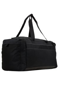 Nike Performance - UTILITY POWER DUFF - Sportovní taška - black/enigma stone - 0