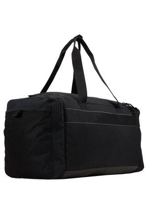 UTILITY POWER DUFF - Sportovní taška - black/enigma stone