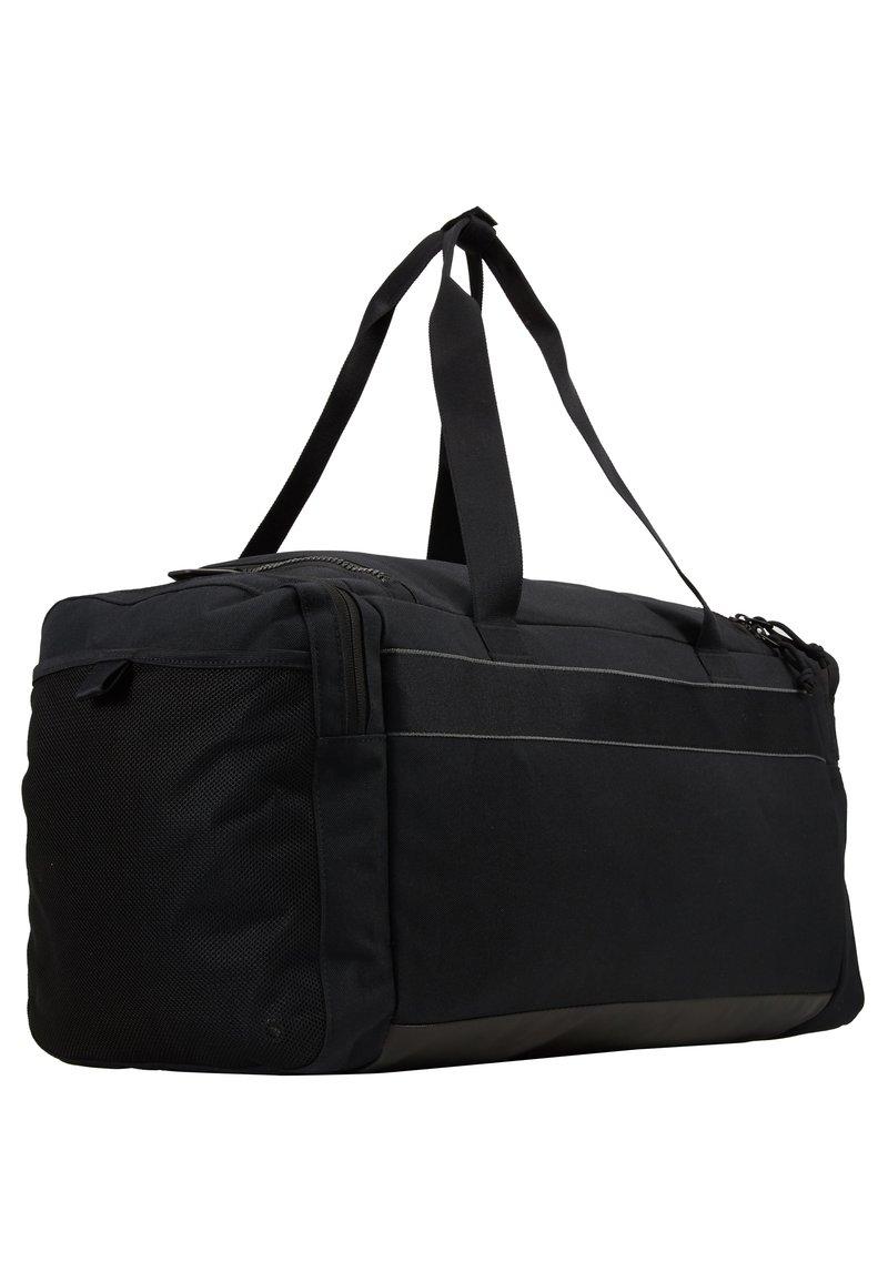 Nike Performance - UTILITY POWER DUFF - Sportovní taška - black/enigma stone
