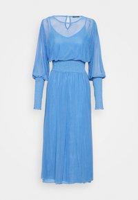 Bruuns Bazaar - THORA ELLIEA DRESS 2-IN-1 - Day dress - blue sky - 6