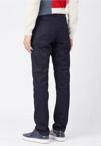 BOSS - DELAWARE - Slim fit jeans - dark blue - 2