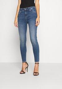 comma - Slim fit jeans - dark blue - 0