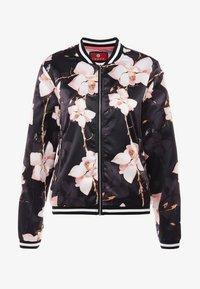 Luhta - AIKKINEN - Training jacket - black - 4