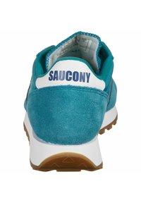 Saucony - JAZZ VINTAGE - Sneakers laag - cap/blue - 3