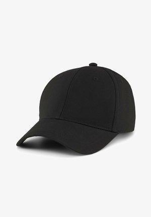 BASIC - Caps - black