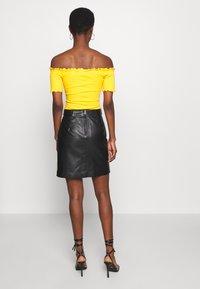 Selected Femme Tall - SLFSABINE SKIRT - A-line skjørt - black - 2