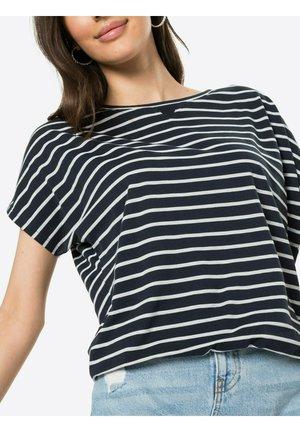 LAZARUS EFFEKT - Print T-shirt - dunkelblau