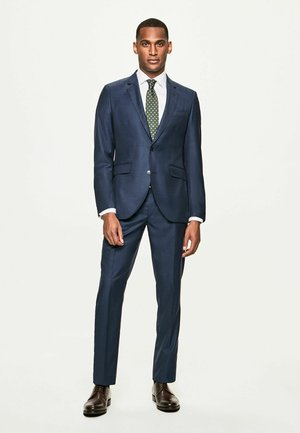 2 PIECE SET - Suit - dark blue