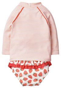Boden - SET - Swimsuit - natural white/dolphin pink - 1