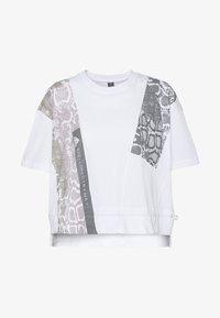 adidas by Stella McCartney - GRAPHIC TEE - Print T-shirt - white - 5