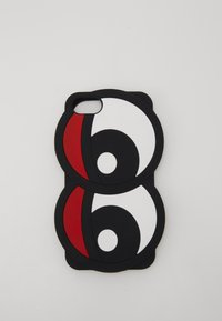 Mister Tee - PHONECASE LOBSTER  - Phone case - black/white/red - 0