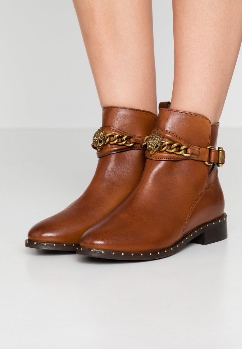 Kurt Geiger London - CHELSEA JODHPUR - Classic ankle boots - brown