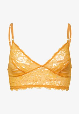 TOUCHES OF LUXE BRALETTE - Topp - bright cinnamon