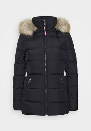 BAFFLE - Down jacket - black