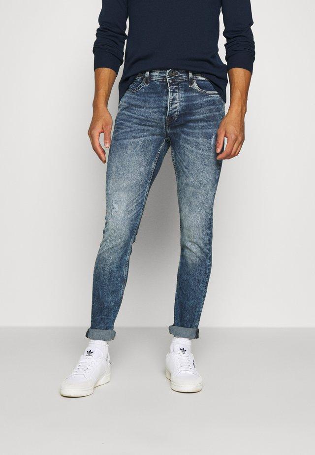 ONSLOOM  LIFE CARD - Slim fit jeans - blue denim