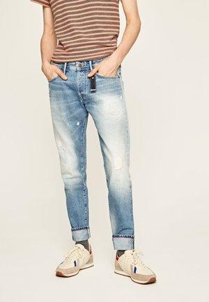 CASH X  - Jeans a sigaretta - denim