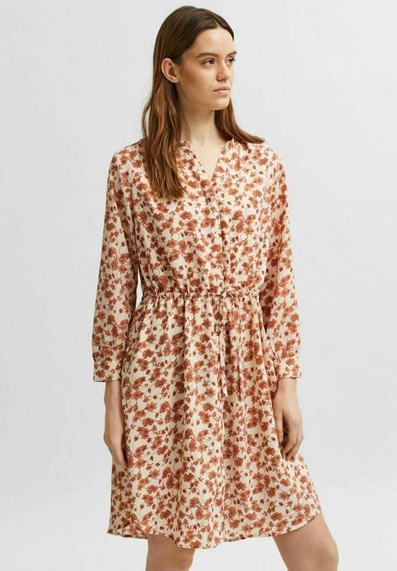 Mujer SLFPOLINE DAMINA - Vestido informal