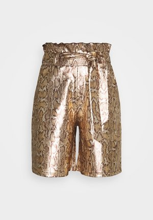 BERMUDA - Shorts - marigold