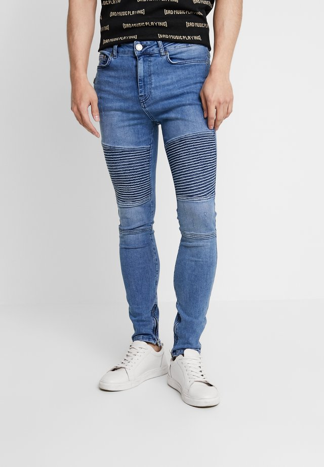 ANARCHY  - Jeans Skinny Fit - stonewash