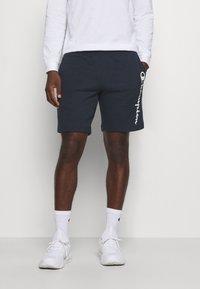 Champion - LEGACY BERMUDA - Sports shorts - dark blue - 0