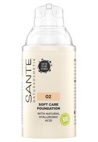 Sante - SOFT CARE FOUNDATION - Foundation - 02 neutral beige - 1