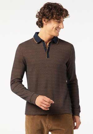RAUTENMUSTER - Polo shirt - dunkelblau