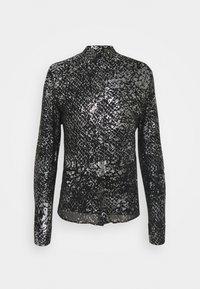 Twisted Tailor - KROLL SHIRT - Koszula - black - 0