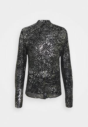 KROLL SHIRT - Shirt - black