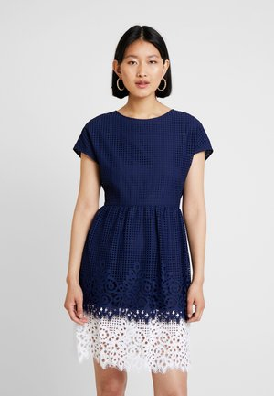 HELENA DRESS - Fodralklänning - blue