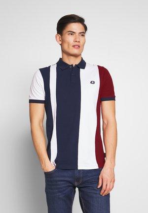 BLOCKED  - Polo shirt - dark navy