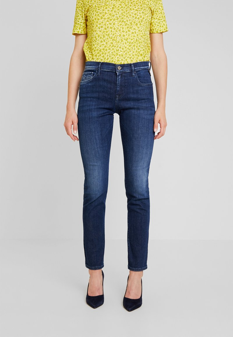 Replay - VIVY - Straight leg jeans - dark blue