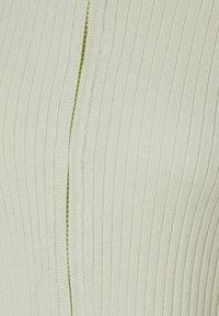 Monki - Cardigan - green dusty light - 6
