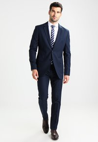 Pier One - Suit - dark blue - 1