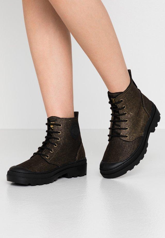 PAMPA AVENUE HI SUN - Boots à talons - black