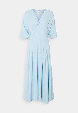 MIDI DAY DRESS - Robe d'été - steel blue