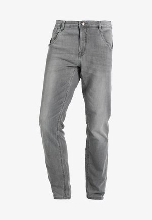 PRINCE - Straight leg jeans - grey used