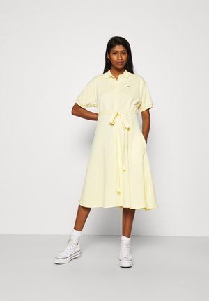 Shirt dress - zabaglione