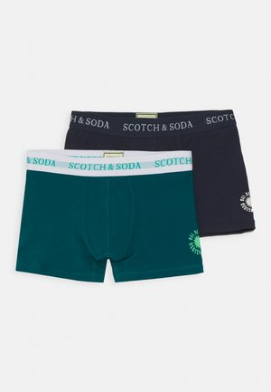 SOLID UNDERWEAR IN 2 PACK - Pants - multicoloured