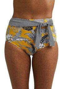 Esprit - TULUM BEACH - Bas de bikini - yellow - 4