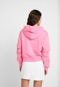 Vans - LADY STING HOODIE - Hoodie - azalea pink - 2