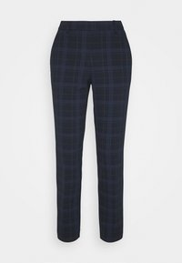 TOM TAILOR - MIA - Trousers - navy - 0